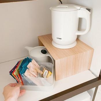 保温機能がほとんどないため、お湯を長時間保温しておきたい方には不向きかもしれません。毎回お湯を使い切りたい方、お湯をあまり使わない方にとっては便利なアイテムです。