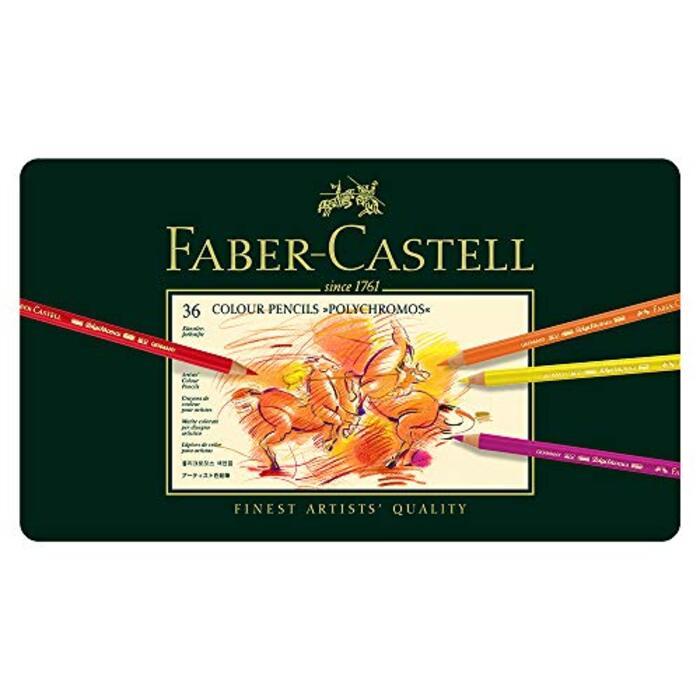 ファーバーカステル ポリクロモス色鉛筆 F110036