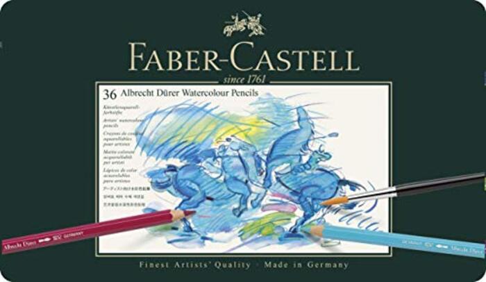 ファーバーカステル アルブレヒト デューラ水彩色鉛筆 FC117536