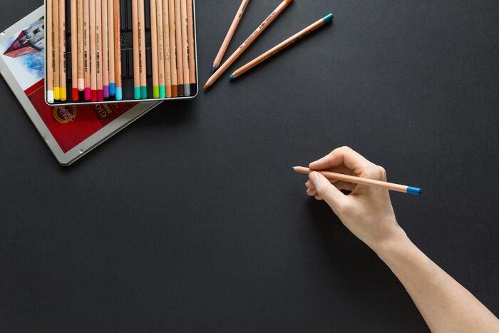 絵のある暮らしに【おすすめ色鉛筆17選】塗り絵やイラストを楽しもう*