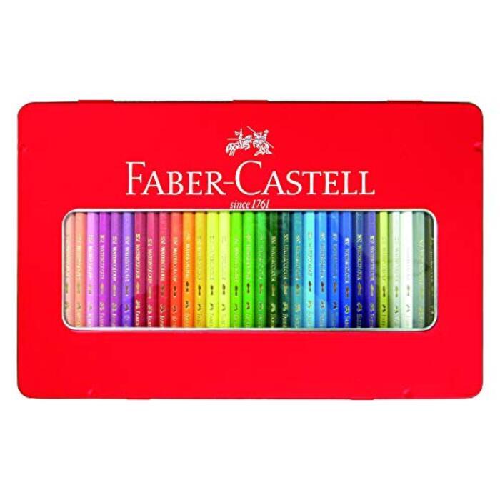 ファーバーカステル 水彩色鉛筆 TFC-WCP/36C