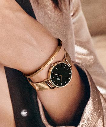 時計ブランドとして今や世界中に多くのファンを持つ「Daniel Wellington(ダニエルウェリントン)」。日本でも女性を中心に大人気ですよね。