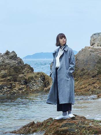 11月27日(水)からは香川・高松発の天然素材と日本製にこだわったファションブランド「nofl(ノフル)」のアイテムが揃います。『リラナチュール』で見られるのはこのフェア期間だけ。瀬戸内海の情景のなかで丁寧に作られるリネンの洋服たちは、着る人の心まで穏やかにしてくれそうです。  ※画像はイメージです。