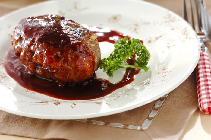 グレイビーソースを使う料理の定番はローストビーフやロコモコ。アメリカではごく一般的に作られている家庭の味なのだとか。