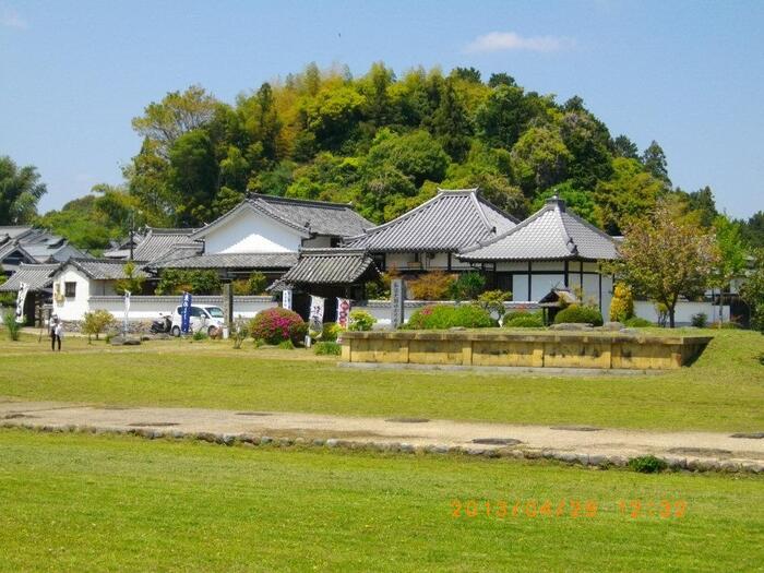 「川原寺」は日本書紀にも登場するほどの歴史深いお寺です。天智天皇が建立したのではないかと言われていますが、成り立ちに関しては今も多くの謎に包まれています。
