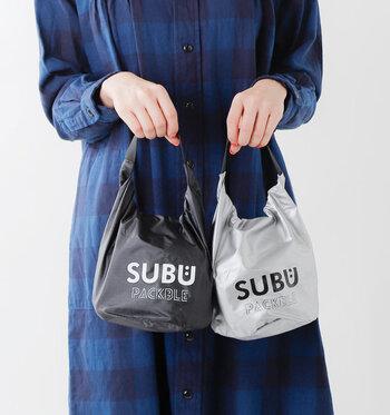 専用のバッグが付いていつから、管理しやすい。オシャレな見た目もポイント高い。