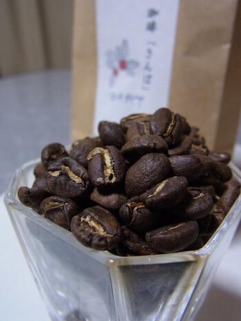 お店自慢の珈琲豆の販売もおこなっているため、旅のお土産にいかがでしょうか?