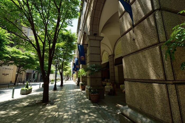 ヨーロッパのような洗練された街並みの旧居留地や、おしゃれなショップやカフェが立ち並ぶ栄町やトアロード、そしてベイエリアであるハーバーランドを散策するコース。街の雰囲気やショッピングを楽しみましょう。
