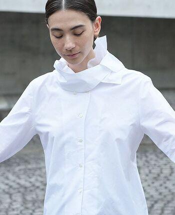 定番だけど意外と悩む。自分に似合う「白」を上手に着こなす方法