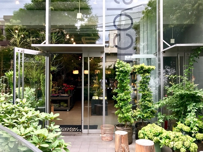 デンマーク出身のフラワーアーティスト「ニコライ・バークマン」、彼が手がけるフラワーアレンジは、女子たちの心を掴んで離さないハイセンスなフラワーとして人気を集めています。そんなニコライ・バークマンのカフェ兼フラワーショップ「Nicolai Bergmann NOMU」もおすすめボタニカルカフェの一つです*