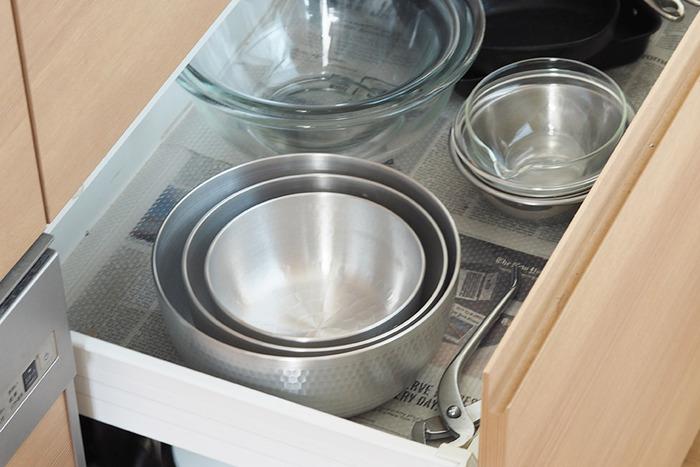 サイズは使いやすい15、18、21cmの3サイズ。アルミの鍋は軽いから、調理する時も洗うときもラクラク。食洗機対応なのもうれしいですね。