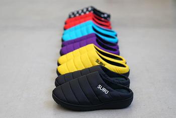 サンダルを履く感覚で冬の足元に気軽さと快適さがあったら・・・誰もがちょっと思うこと。今回ご紹介する「SUBU」のサンダルはそんな素足で履く気軽さと快適さを追求した、新しい秋冬のサンダルです。