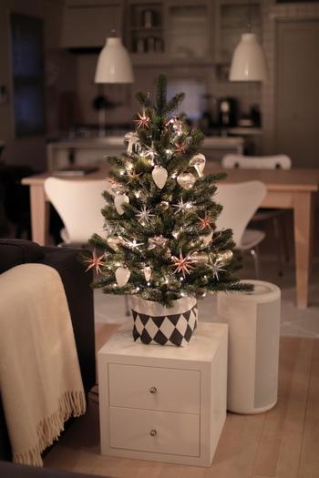 聖夜を彩るおしゃれな「クリスマスツリー」&オーナメント*おすすめ24選*
