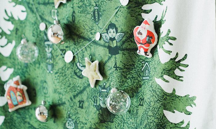 手作りすれば、きっとオーナメントをつくっている時間も、クリスマスツリーを眺める時間も、特別なものになるはず。ぜひ試してみてくださいね。