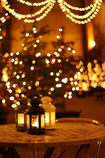 また、リゾナーレ八ヶ岳ではクリスマスにちなんだアイテムが集まる「クリスマスマルシェ」も見どころです。こちらで買ったアイテムと周りの景色を一緒に写す、というのも良さそうです。