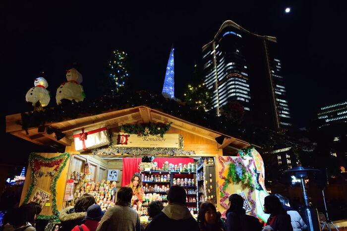 これまで日比谷公園で行われてきた「東京クリスマスマーケット」が、今年は芝公園で開催予定。クリスマスマーケット発祥の地と言われるドイツにちなんだフードやドリンク、本場ならでの装飾を存分に楽しんでくださいね。開催期間は、12月6日(金)から12月25日(水)です。