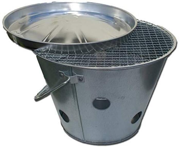 簡易ジンギスカンプレート(鍋)