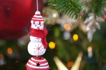 作ってみたいクリスマスオーナメントは、ありましたか?意外に身近にあるもので、手軽に作ることができるんですよ*