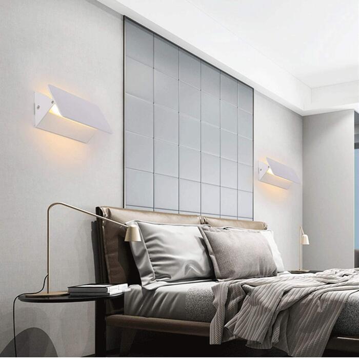 Ameelie LED ウォールライト ブラケットライト 5W (ウォームホワイト)