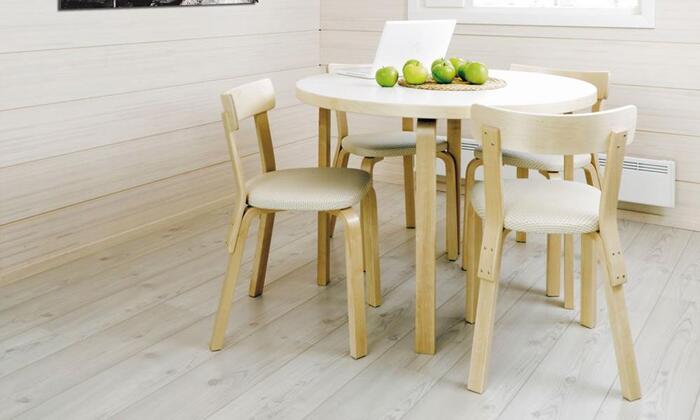同じテイストの椅子を合わせるのはもちろん、あえて、違った素材感、デザインの椅子をあわせてみるのも面白いですね。  そこに集う人たちみんなが同じ距離感で笑いあえるラウンド―テーブル。シーンに合わせた素敵なラウンドテーブルコーデをご紹介していきましょう。