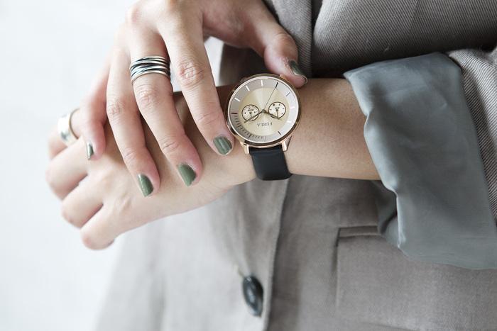 最近、腕時計してますか?今見直したい、腕時計のある生活
