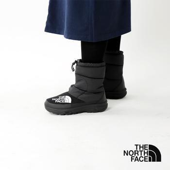 クラシックでシンプルなデザインながら、こだわりのソールで足をしっかりすることで、アクティブシーンから日常まで幅広く使える「THE NORTH FACE」の一足。歩きやすいので、寒い季節もお出かけしたくなります。