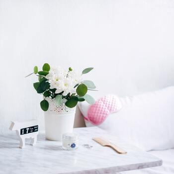 後で紹介するエクササイズやグッズを上手に活用して、しっかりと寝るための準備をしてから布団に入ることで、入眠もスムーズになり快眠に繋がりやすくなりますよ。