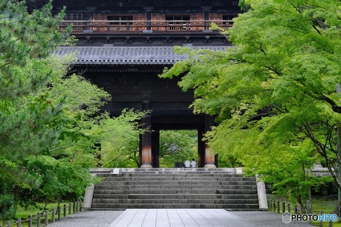 落ち着いた佇まいをした臨済宗の寺院…京都市岡崎エリア。南禅寺とその周辺の見どころ