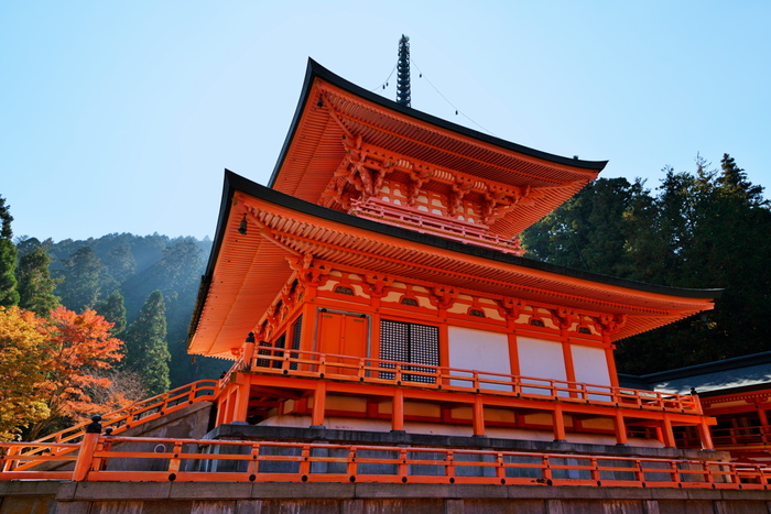 1200年の歴史に想いを馳せて…山全体が境内となっている世界遺産・延暦寺の見どころ