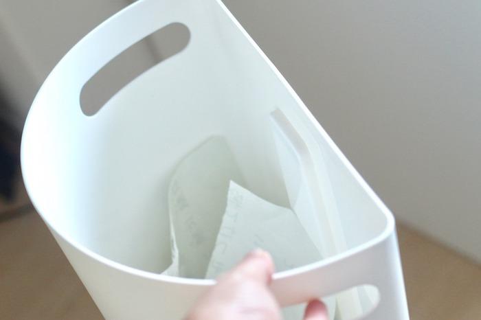 24時間ゴミ出し可能なお家もありますが、そうでない場合は朝にゴミ出しするのが一般的。朝出かける時にササッとゴミをまとめて出しましょう。