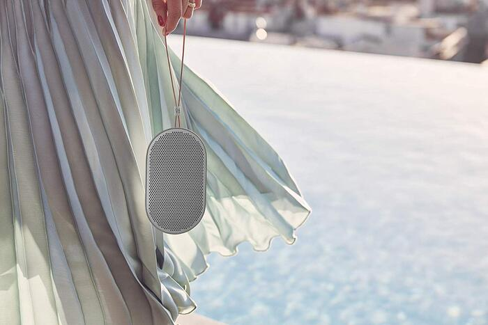 Bang & Olufsen ワイヤレスポータブルスピーカー BeoPlay P2 Bluetooth