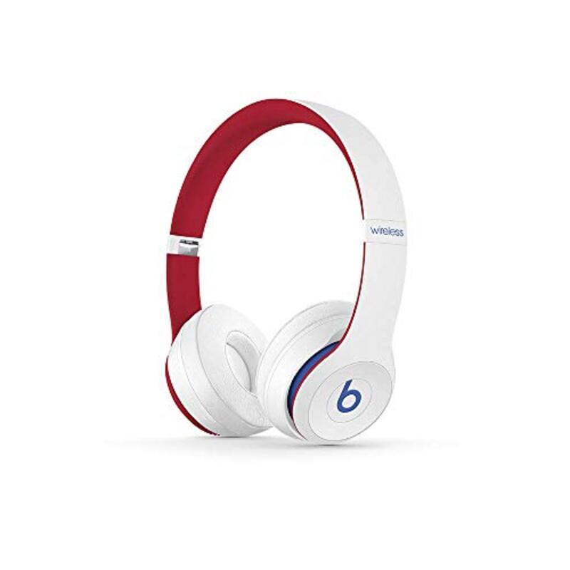 Beats Solo3 Wireless ワイヤレスヘッドホン - Beats Club Collection - クラブホワイト