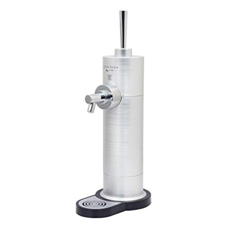 グリーンハウス ビールサーバー シルバー コンパクトモデル ビアサーバー GH-BRSAE-SV