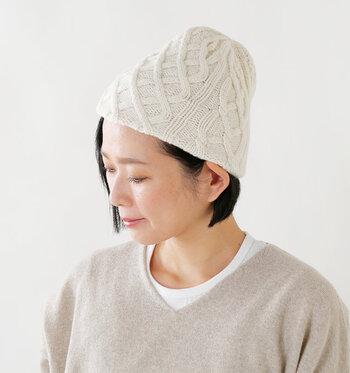 大人のカジュアルをテーマに普段使いしやすい物を選んだ帽子のセレクトショップ「mature ha.(マチュアーハ)」は、神戸生まれの帽子ブランド。