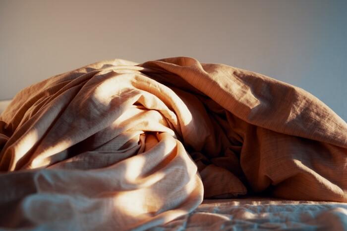 気になる毛布の雑菌や汚れ。いったいどのくらいの頻度で洗濯するのが良いのでしょうか。厚生労働省の「旅館業における衛生等管理要領」によると毛布などの寝具は1ヶ月に1度以上、加熱乾燥を行うと良いと推奨されています。  なので、お家の毛布も一ヶ月に一度は洗濯すると良いかもしれません。