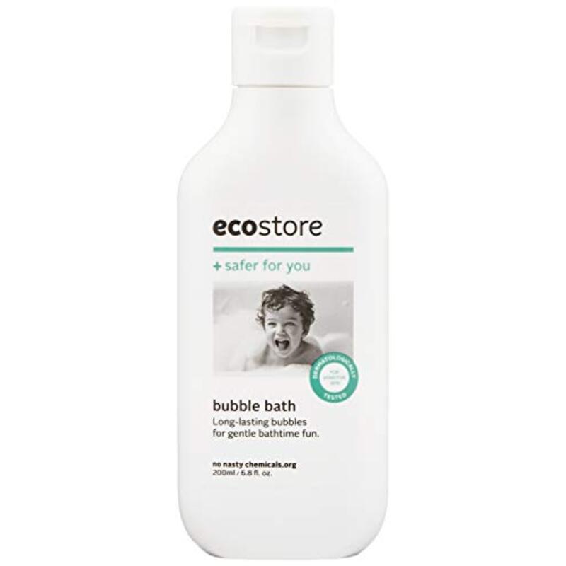 ecostore(エコストア) バブルバス 【ラベンダー&ゼラニウム】