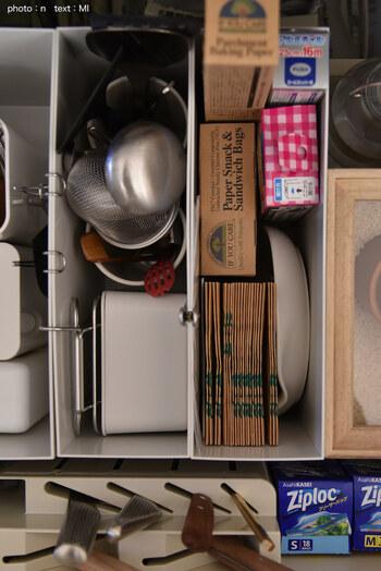 ついつい溜め込んでしまいがちな食品ストックや、うまく使えていないキッチン収納…気になっている部分をまとめて見直しましょう。期限切れのものは処分して、収納方法も見直してすっきりと。
