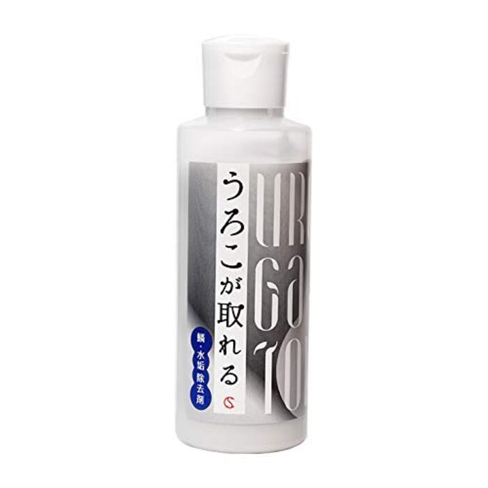 うろこが取れる 150ml (容量約200g) ウロコ 水垢 油膜 ガラス 鏡 キッチン 車 カー用品 洗車 浴槽 シンク 蛇口