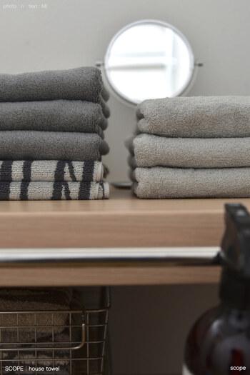 ふんわり柔らかな1枚に包まれたい*いつまでも使いたくなるおすすめバスタオル