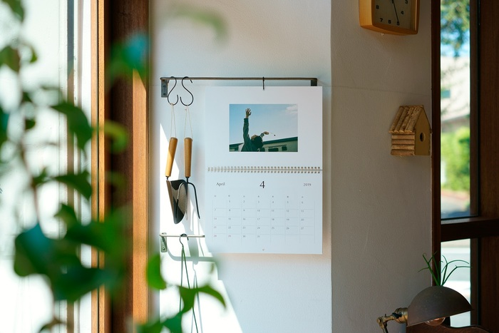 ちょうど今がタイミングです。今年の写真で「来年のカレンダー」をつくろう