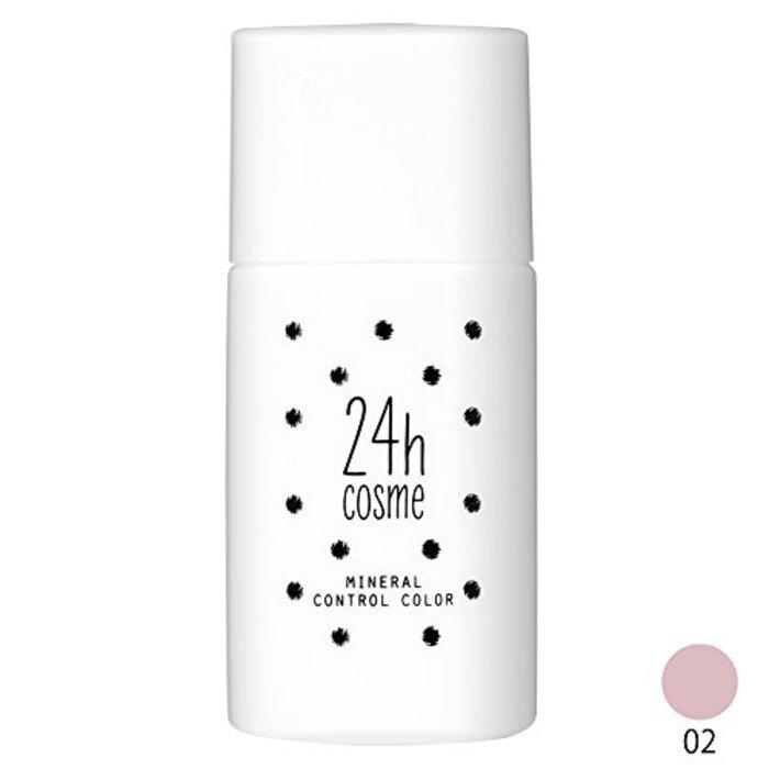24h cosme 24 コントロールベースカラー