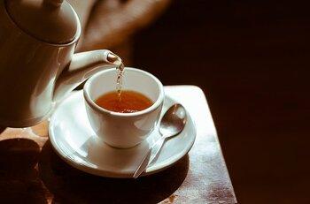 シンガポールはイギリス統治時代の名残が随所に見られる街で、お茶文化もそのひとつ。シンガポール土産として紅茶も定番なんですよ。