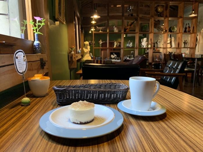 【宇都宮】おしゃれ空間でゆったり♪ランチ&スイーツがおすすめの「カフェ」