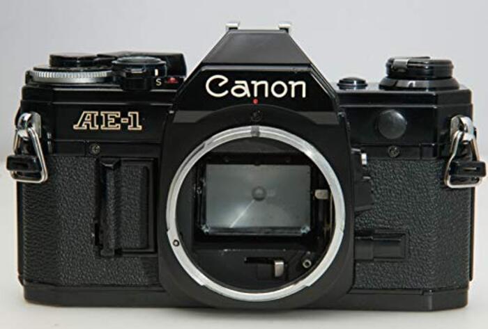 Canon AE-1 ブラック