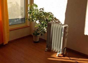 オイルヒーターをおすすめする上で一番のメリットに挙げられるのが、火を使わないという点です。火を使わないので安全性が高く、その点で暖房器具による事故を減らすことができそうです。