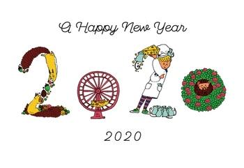月半ばまでには進めておきたいのが、年賀状の準備。12月15日〜25日までに投函された年賀状が元旦の配達となります。