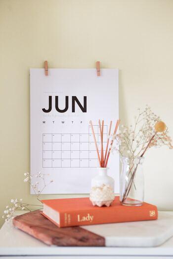 「なんでもない日」を残すために、かっちりとしたルールを決める必要はありません。映画や小説のセリフ、カフェランチのレシピ予想、書き方や使うペンだって自由。「いつ残したものなのか」が分かる日付さえあれば十分です。
