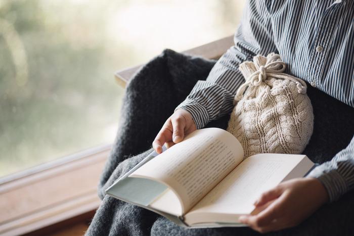 体を内側から温めよう。シンプル&可愛い「腹巻き」で冷え対策しませんか