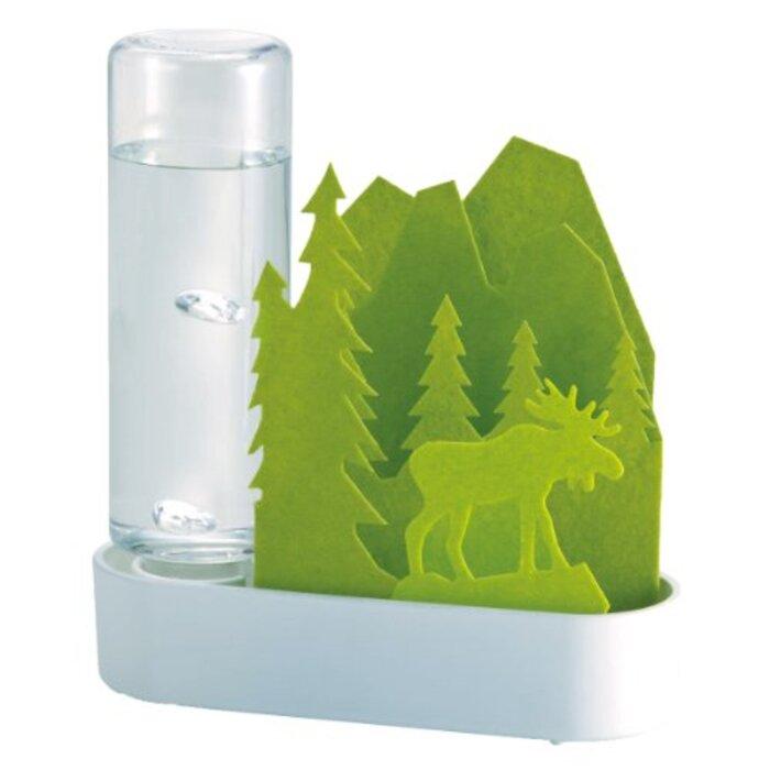 積水樹脂 自然気化式ECO加湿器 うるおいちいさな森