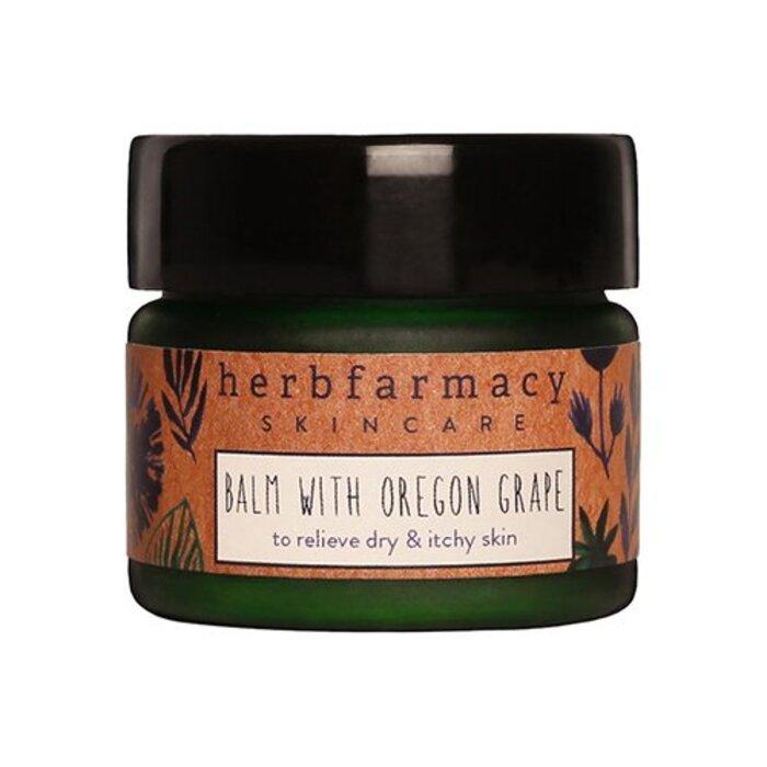 ハーブファーマシー (herbfarmacy) オーガニック グレープ バーム 〈フェイスバーム〉 (20mL)